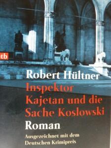 Robert Hültner liest InspektorKajetan
