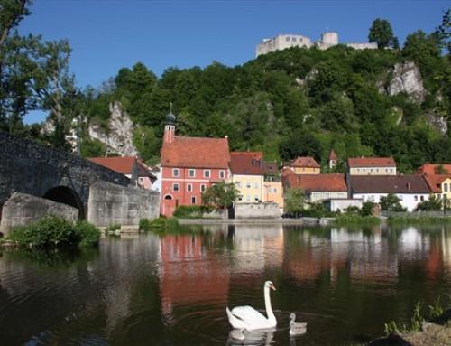 Exkursion nach Kallmünz am 14. und 15. Oktober 2017