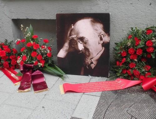 99. Jahrestag der Ermordung Kurt Eisners