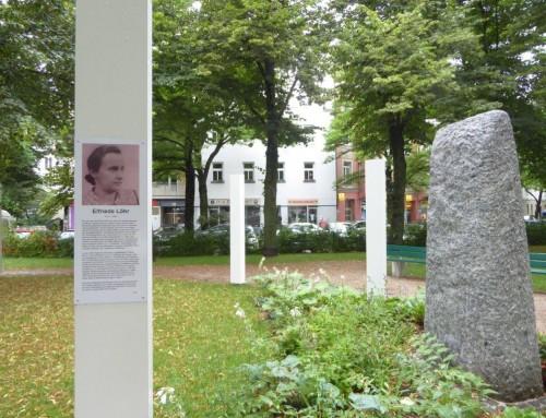 Widerstand Denkmal – am Platz der Freiheit in München