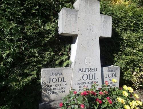 Hauptkriegsverbrecher Jodl und die bayerische Landjustiz